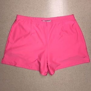 🌴Nike Pull On Shorts Bright Pink